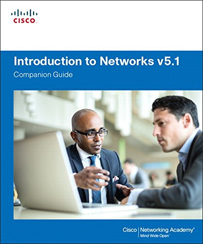 9781587133572: Introduction to Networks Companion Guide v5.1