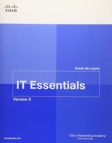9781587133992: IT Essentials livret de cours, Version 5 (FRENCH)