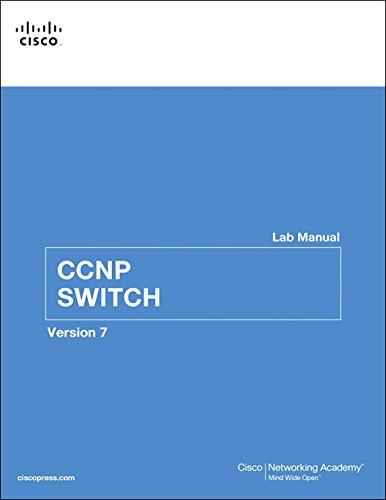 9781587134012: CCNP SWITCH Lab Manual (2nd Edition) (Lab Companion)