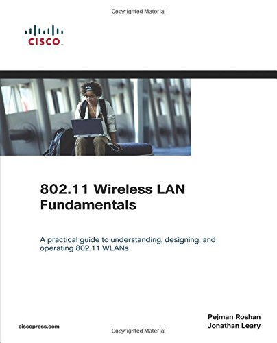 9781587142246: 802.11 Wireless LAN Fundamentals
