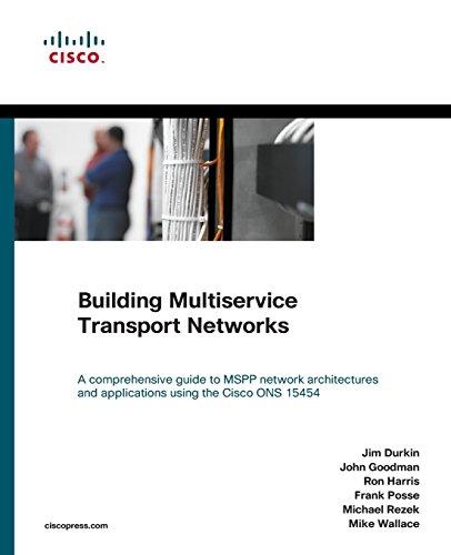 9781587142451: Building Multiservice Transport Networks