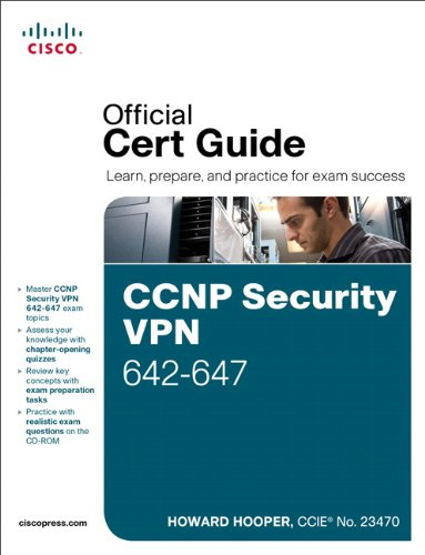 9781587142567: CCNP Security VPN 642-647 Official Cert Guide
