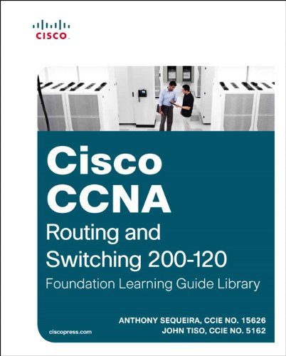 9781587143786: Cisco CCNA Routing and Switching 200-120 Foundation Learning Guide Library (Official Cert Guide)