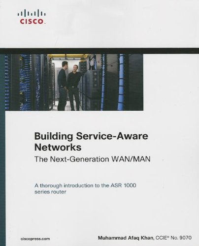 9781587143793: Building Service-Aware Networks: The Next-Generation WAN/MAN (Paperback) (Networking Technology)