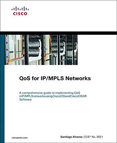 9781587143915: QoS for IP/MPLS Networks (paperback) (Networking Technology)