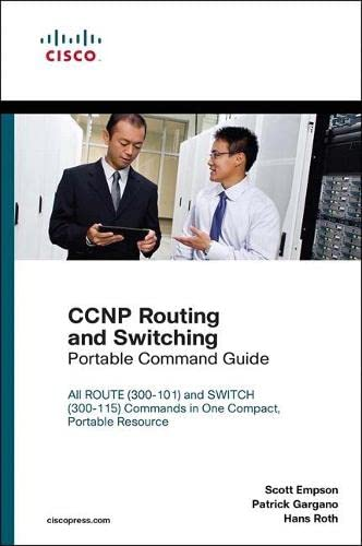 9781587144349: CCNP Routing and Switching Portable Command Guide