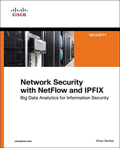 9781587144387: Network Security with NetFlow and IPFIX: Big Data Analytics for Information Security
