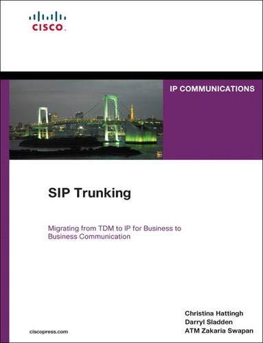 9781587144417: SIP Trunking (paperback)