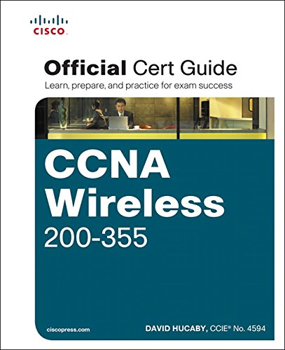 9781587144578: CCNA Wireless 200-355 Official Cert Guide (Certification Guide)