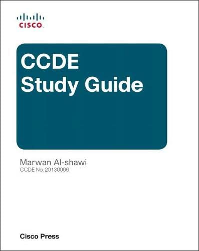 9781587144615: CCDE Study Guide (Quick Reference)