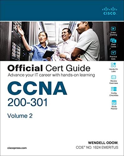 9781587147135: CCNA 200-301 Official Cert Guide