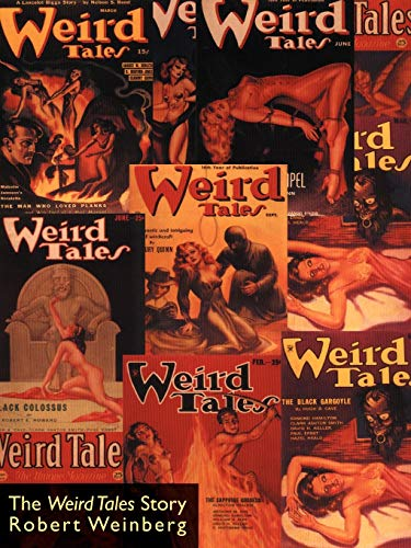 9781587151019: The Weird Tales Story