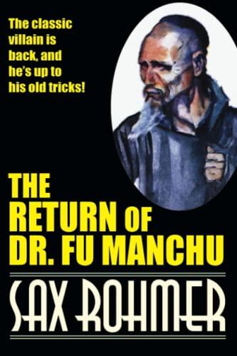 9781587152184: The Return of Dr. Fu Manchu (Wildside Suspense)