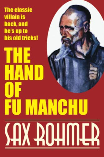 9781587152191: The Hand of Fu Manchu (Wildside Suspense)