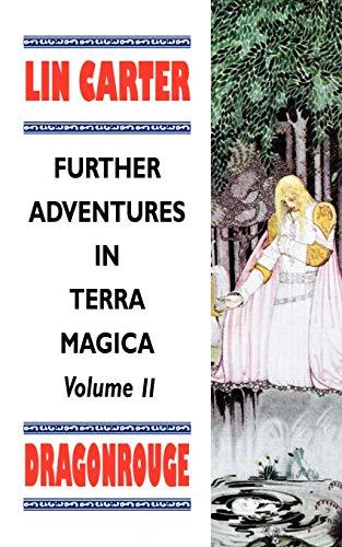 9781587153143: Dragonrouge (Furthur Adventures in Terra Magica)