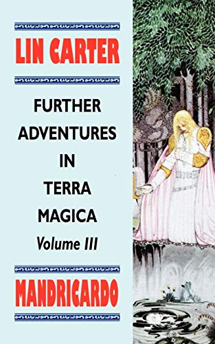 9781587153150: Mandricardo (Furthur Adventures in Terra Magica)