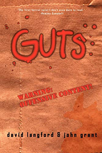 Guts:: A Comedy of Manners: Langford, David