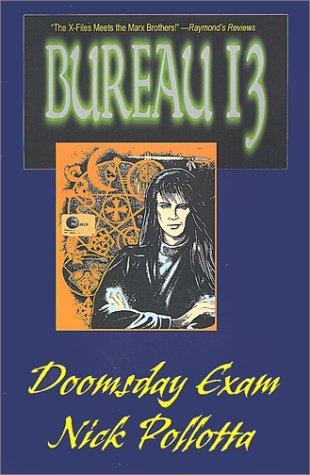 9781587154676: Bureau 13: Doomsday Exam