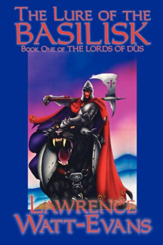 9781587155871: The Lure of the Basilisk (Lords of Dus)