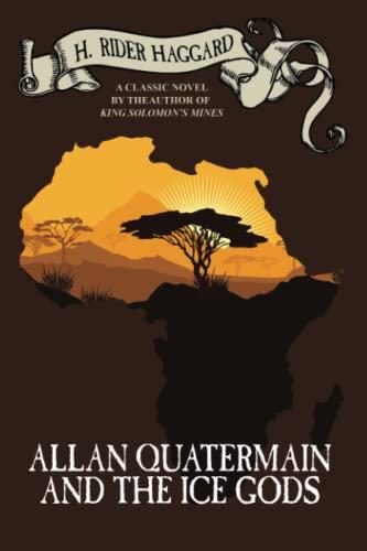 9781587157080: Allan Quatermain and the Ice Gods