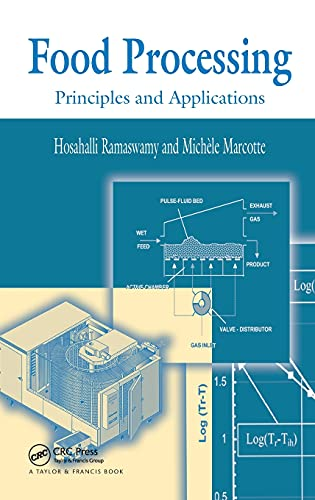 9781587160080: Food Processing: Principles and Applications