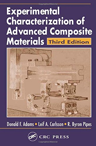 9781587161001: Experimental Characterization of Advanced Composite Materials, Third Edition