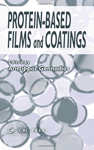 9781587161070: Protein-Based Films and Coatings