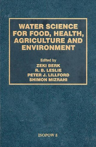 Water Science for Food Health (Hardcover): Zeki Berk