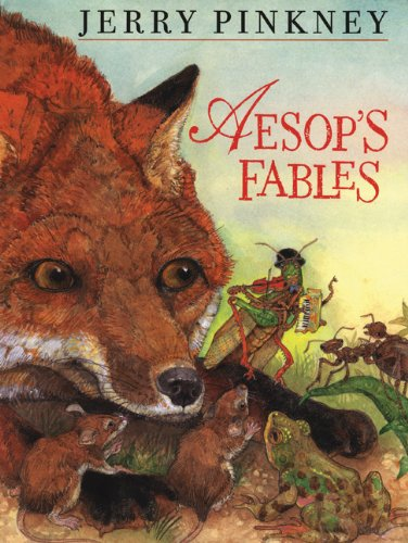 Aesop's Fables (Illustrated by Jerry Pinkney)
