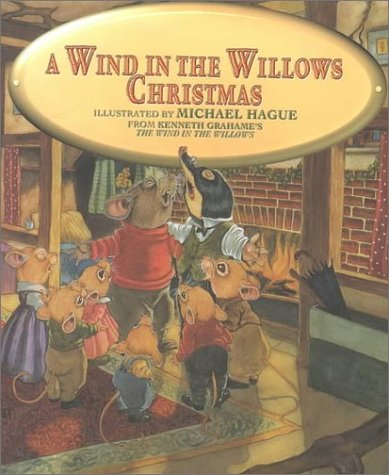 9781587170072: Wind in the Willows Christmas, a (L