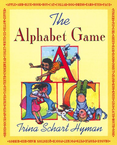 9781587170089: The Alphabet Game