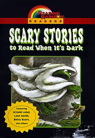9781587170362: Reading Rainbow Readers: Scary Stories to Read When it's Dark