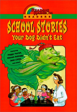 9781587170386: SCHOOL STORIES YOUR DOG DIDN'T EAT