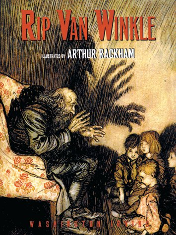 Rip Van Winkle: Washington Irving
