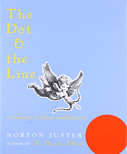 The Dot and the Line: A Romance in Lower Mathematics: Juster, Norton (SIGNED)