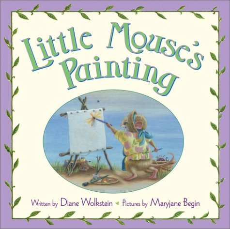 9781587171253: Little Mouse's Painting