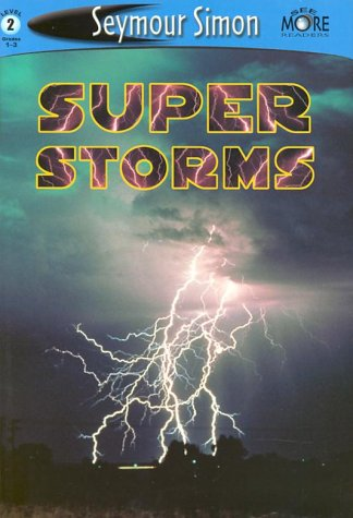 9781587171376: See More Readers: Super Storms -Level 2