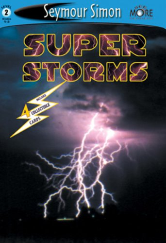 Super Storms (See More Readers): Simon Seymour