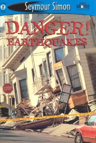 9781587171390: See More Readers: Danger! Earthquakes -Level 2