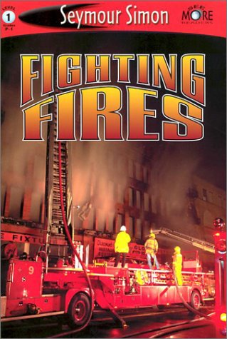 9781587171680: Fighting Fires: See More Readers Level 1