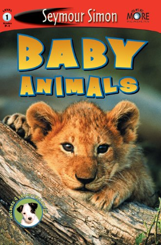 9781587171710: Baby Animals (See More Readers, Level 1)