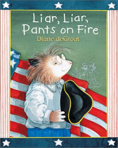 9781587172144: Liar, Liar, Pants on Fire