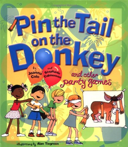 9781587172298: Pin the Tail on the Donkey: And Other Party Games