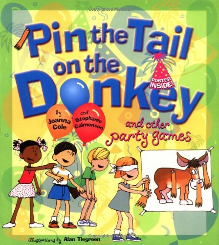 9781587172304: Pin the Tail on the Donkey: And Other Party Games