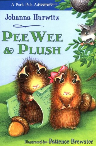 9781587172434: Pee Wee and Plush (Park Pals Adventures)
