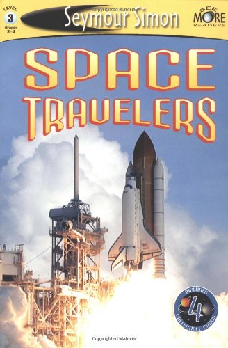Space Travelers (level 3) (SeeMore Readers): Simon, Seymour