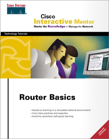 9781587200113: CIM Router Basics Simulator (Cisco Career Certifications)