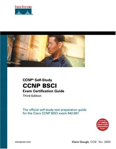 9781587200854: CCNP BSCI Exam Certification Guide (CCNP Self-Study, 642-801)