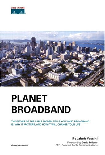 Planet Broadband: Yassini, Rouzbeh