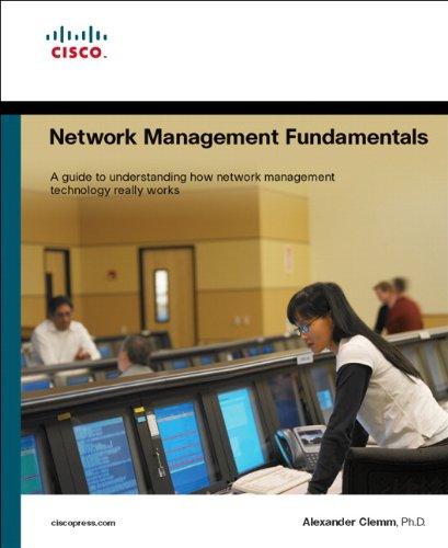 9781587201370: Network Management Fundamentals